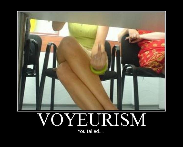 voyeur feel naughty