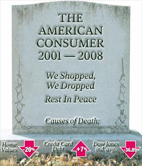 american consumer death